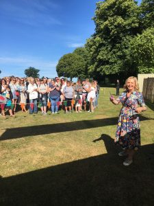 opening handmade fair liz earle wellbeing
