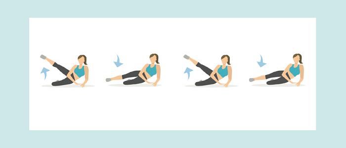 leg exercise side lift 4