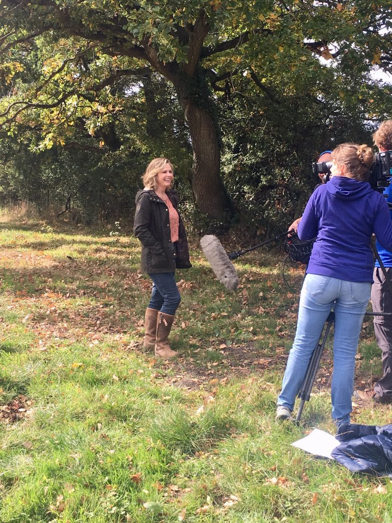 BBC Countryfile Autumn Liz Earle Wellbeing