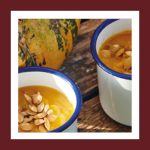 pumpkin soup graphic liz earle wellbeing