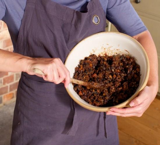 Liz Christmas pudding recipe liz earle wellbeing