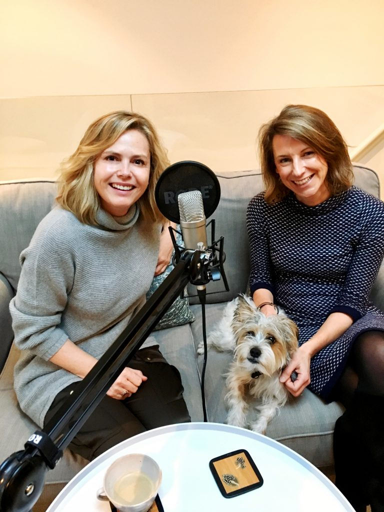 Wellness with Liz Earle and Regelle podcast image