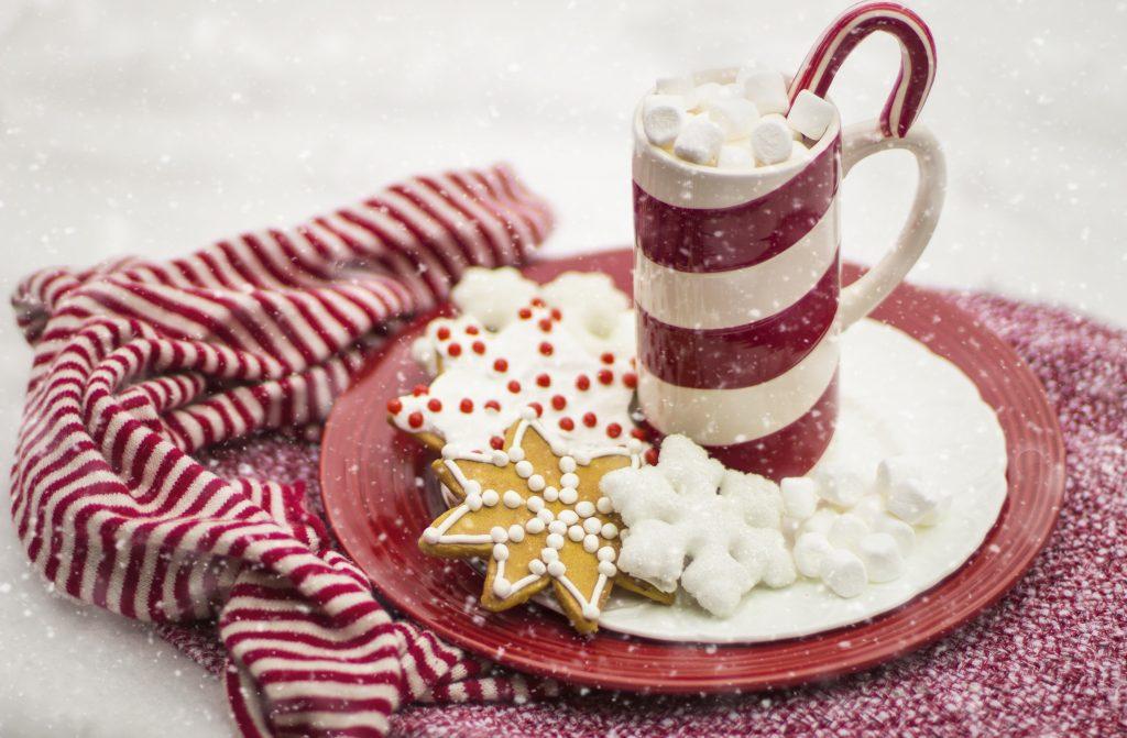 festive hot chocolate sugar content