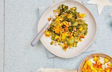 spiced warm potato salad liz earle wellbeing