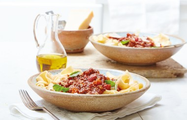 ragu recipe homemade pasta liz earle wellbeing
