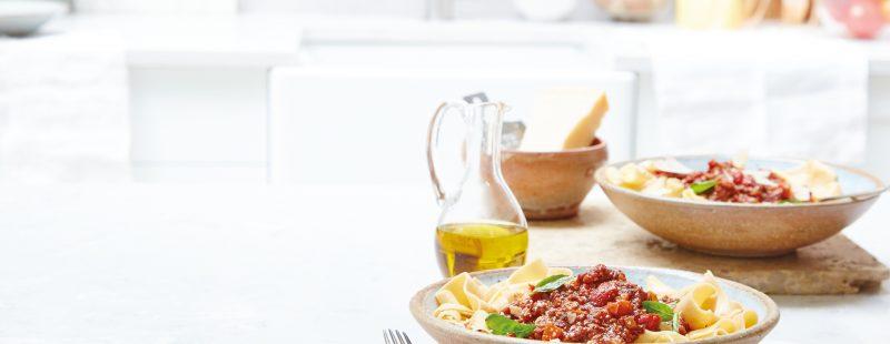 ragu recipe homemade pasta liz earle wellbeing