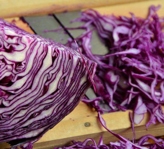 red cabbage sauerkraut liz earle wellbeing