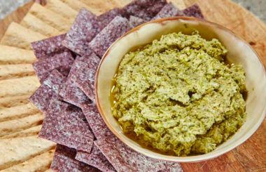 kefir broccoli dip liz earle wellbeing