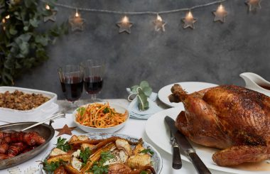 Christmas dinner recipe liz earle wellbeing