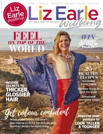 MARCH APRIL COVER Liz Earle Wellbeing