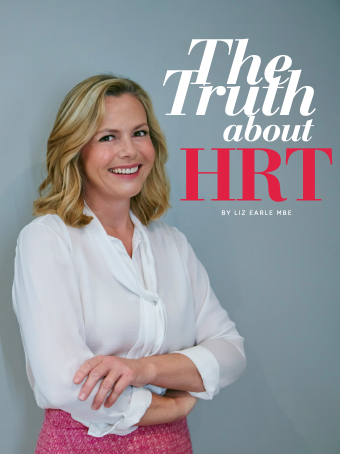 The Truth About HRT Liz Earle