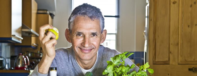Professor Tim Spector, author of The Diet Myth