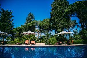 L'Andana Hotel pool