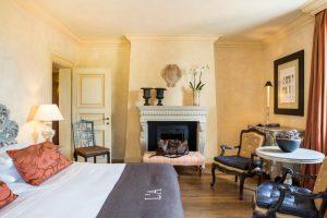 L'Andana Hotel, Deluxe room