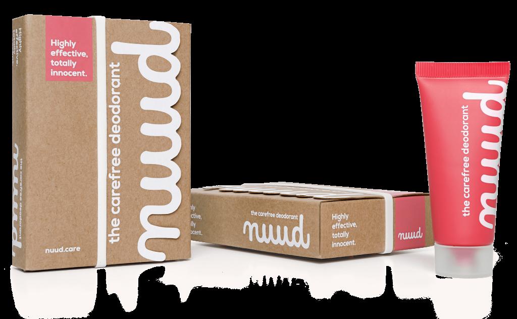 best deodorant nuud