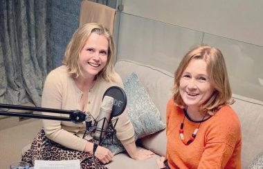 World Menopause Day podcast with Liz Earle and Kirsty Lang, liz earle wellbeing