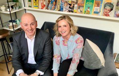 Liz Earle and Nick Panay, Understanding HRT podcast, liz earle wellbeing