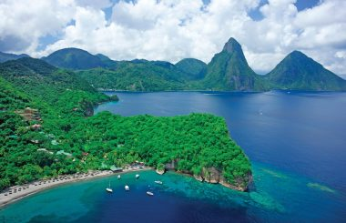 Win a trip to St Lucia