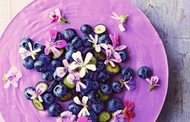 sugar-free cake recipe for blueberry lemon moussecake