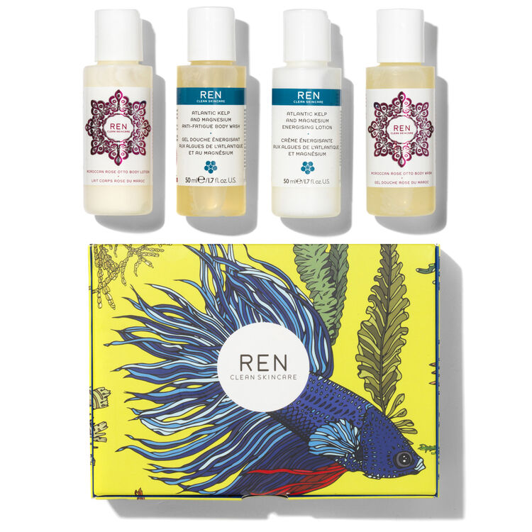 Travel minis from REN Skincare
