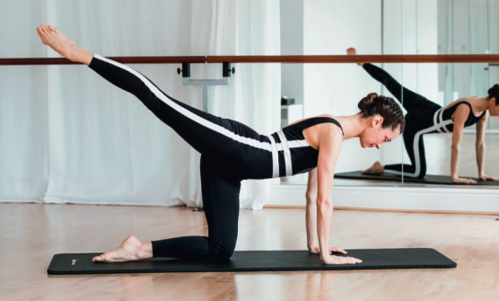 Ballet barre workout: moves to try at home - Liz Earle Wellbeing