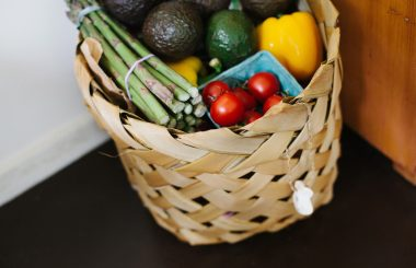 groceries, vegetables, shopping