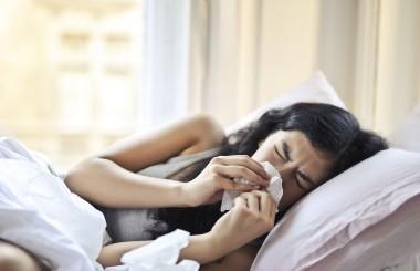 flu symptoms - image from pexels