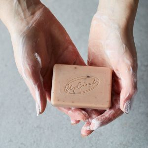 UpCircle Ginger and Chai soap bar