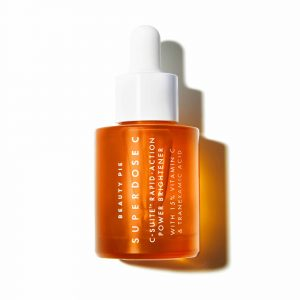 Superdose vitamin C skincare Beauty Pie