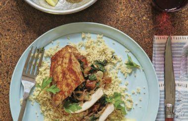 Chicken recipe with cinnamon
