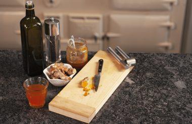 Turmeric health shot recipe