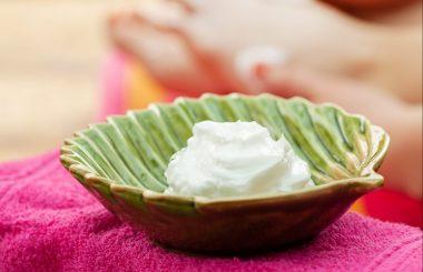 Healing foot cream